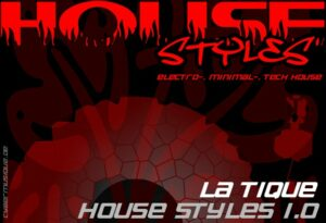 La Tique, DJ Set, House, Cybermusique