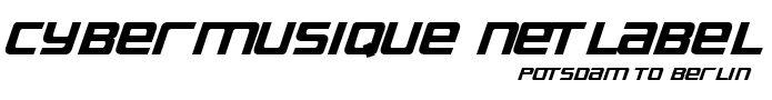 Cybermusique, Netlabel, Live DJ Sets, Techno, Electro, House
