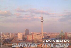 Ron-Melton, DJ Set, Cybermusique