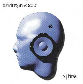 DJ Tick, Spring Mix, Trance, DJ Mix, DJ Set