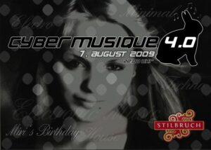 Cybermusique 4.0, cybermusique, Stilbruch, Potsdam, La Tique